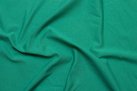 Grass green cotton-jersey