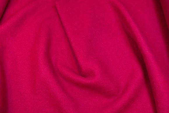 Felt wool in pink