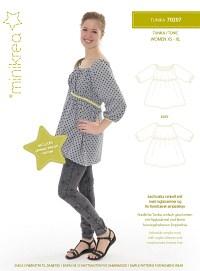 Minikrea pattern: Tunic