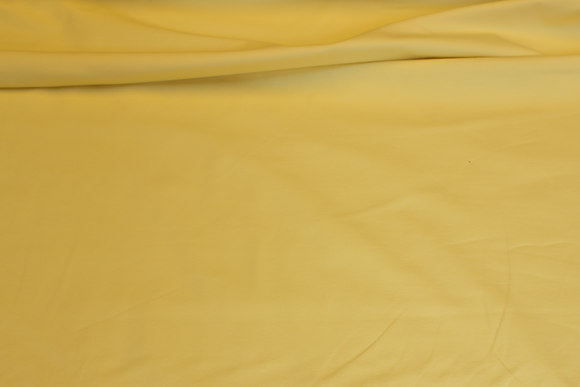 Delicate yellow cotton-jersey