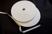Cotton tape white 100meter