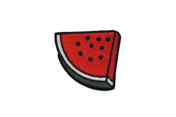 Watermelon patch 4x4cm