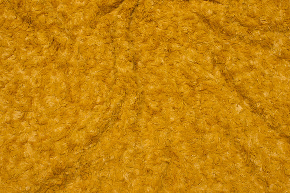 Supersoft polyester-plys in brass-yellow