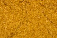 Supersoft polyester-plys in brass-yellow.