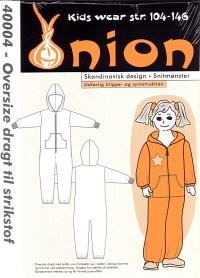 Oversize suit. Onion 40004.