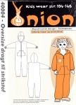 Onion 40004. Oversize suit.