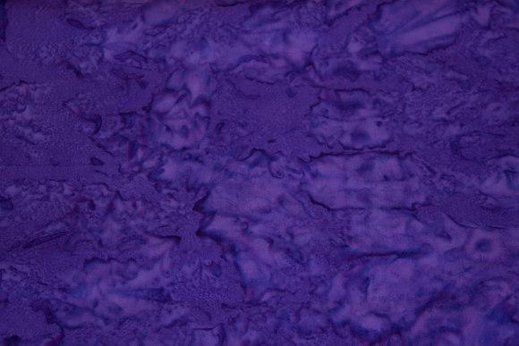 Batique-cotton in purple