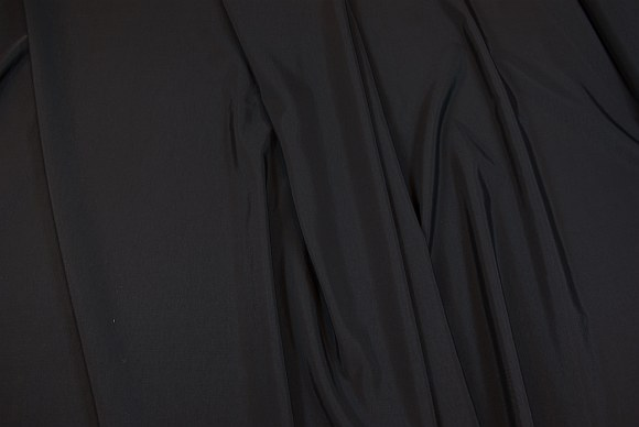 Black taslan in light coated quality