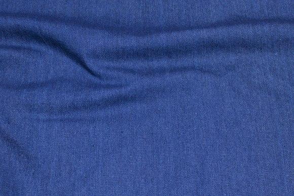 Classic medium-blue 12 oz denim