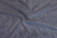 Double woven terry cloth in grey