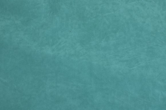 Jade-green, faux furniture suede