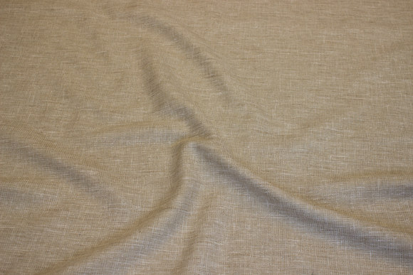 Lightweight quality in ruggedly woven linen-look