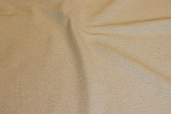Linen-look in cotton and polyester