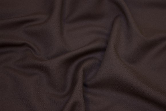 Medium brown pant-sateen