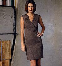 Vogue pattern: Dress, Anne Klein
