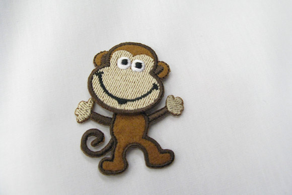 Monkey patch 3x5cm