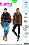 Fur jacket in variations