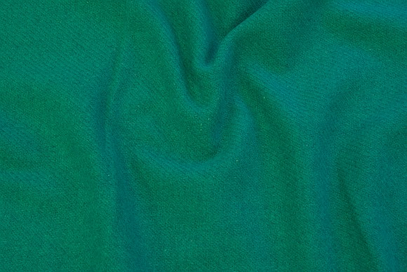 Jade green twill woven furniture fabric