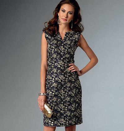 Petite Dress, Vogue Easy Options