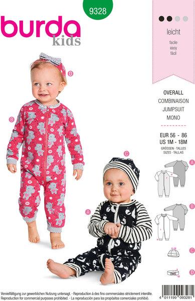 Babytøj, jumpsuit
