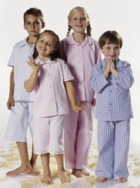 Pyjamas jammies. Burda 9747.