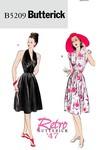 Butterick 5209. Dress.