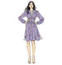 Dress. Vogue 9076.