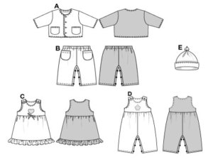 ABCD normal width.