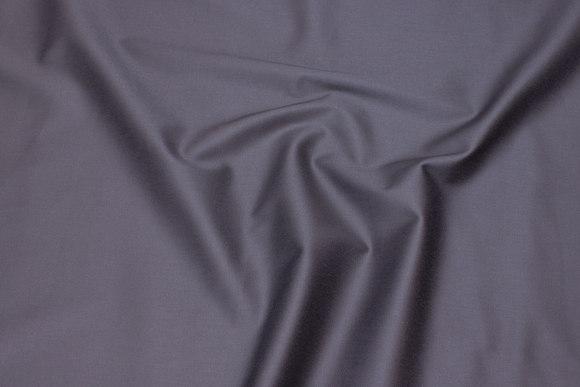 Cotton strech sateen grey