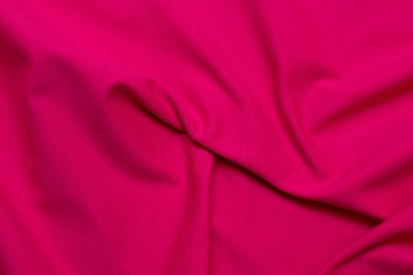 Dark pink cotton-jersey