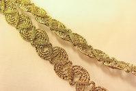 Golden ribbon 1,5cm