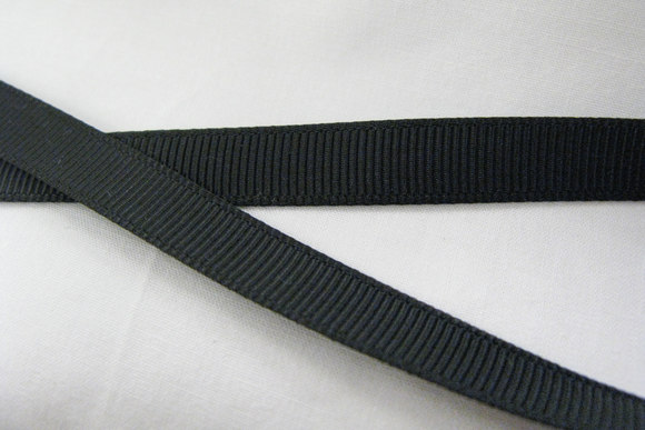 Grossgrain ribbon 10mm