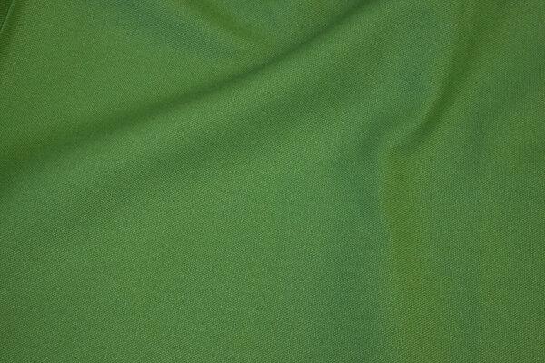 Light bottle-green cotton canvas