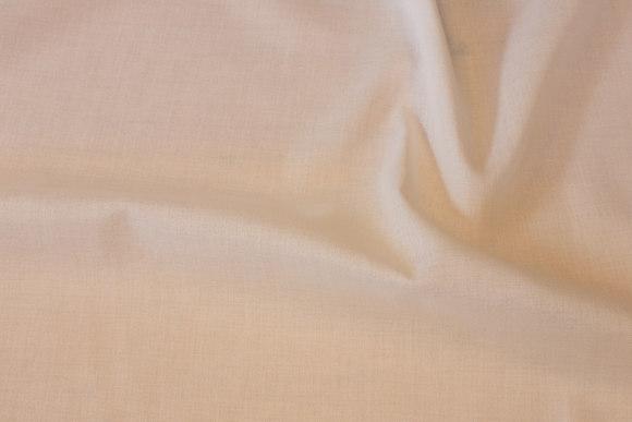 Light off-white flag cloth for light drapes