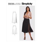 Skirts. Simplicity 9238.