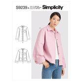 Jackets. Simplicity 9239.