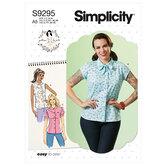Top. Simplicity 9295.