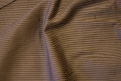 Stretch-corduroy in dark brown