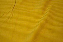Stretch-corduroy in yellow