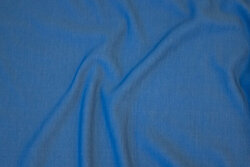 Light stretch-jersey in light blue for leggings mm.