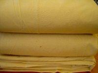 Unbleached linen