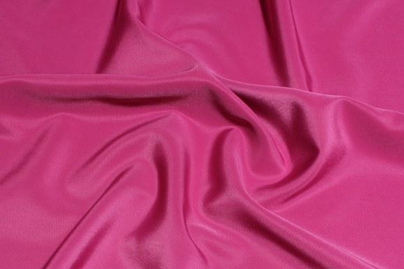 Fuchsia, soft, micro silk look