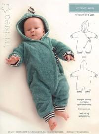 Baby suit. Minikrea 10550.