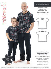 Classic t-shirt. Minikrea 66210.