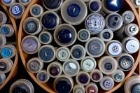 Blue buttons 1