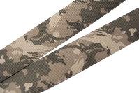 Camouflage elastic 3 cm