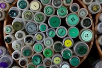 Green buttons 1
