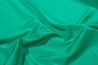 Green lycra for cyclingshorts, swimsuits etc.