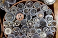 Metal buttons 3