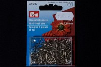Mild pins for hobby use, 16 mm length